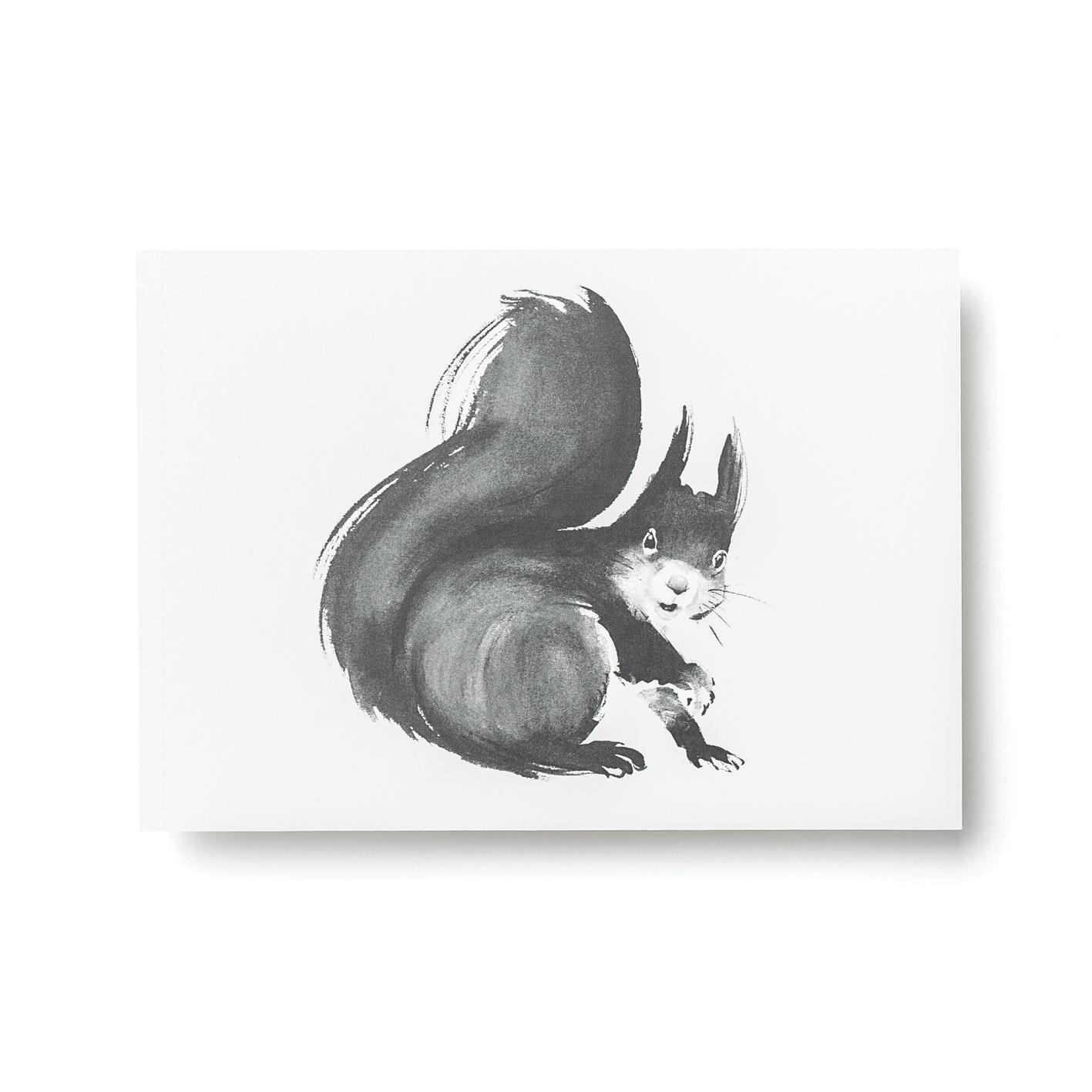 Orava-postikortti