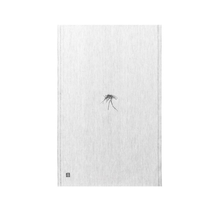 Woven mosquito teatowel