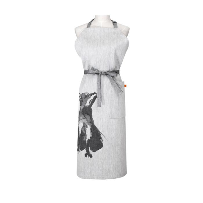 Fox home textile apron
