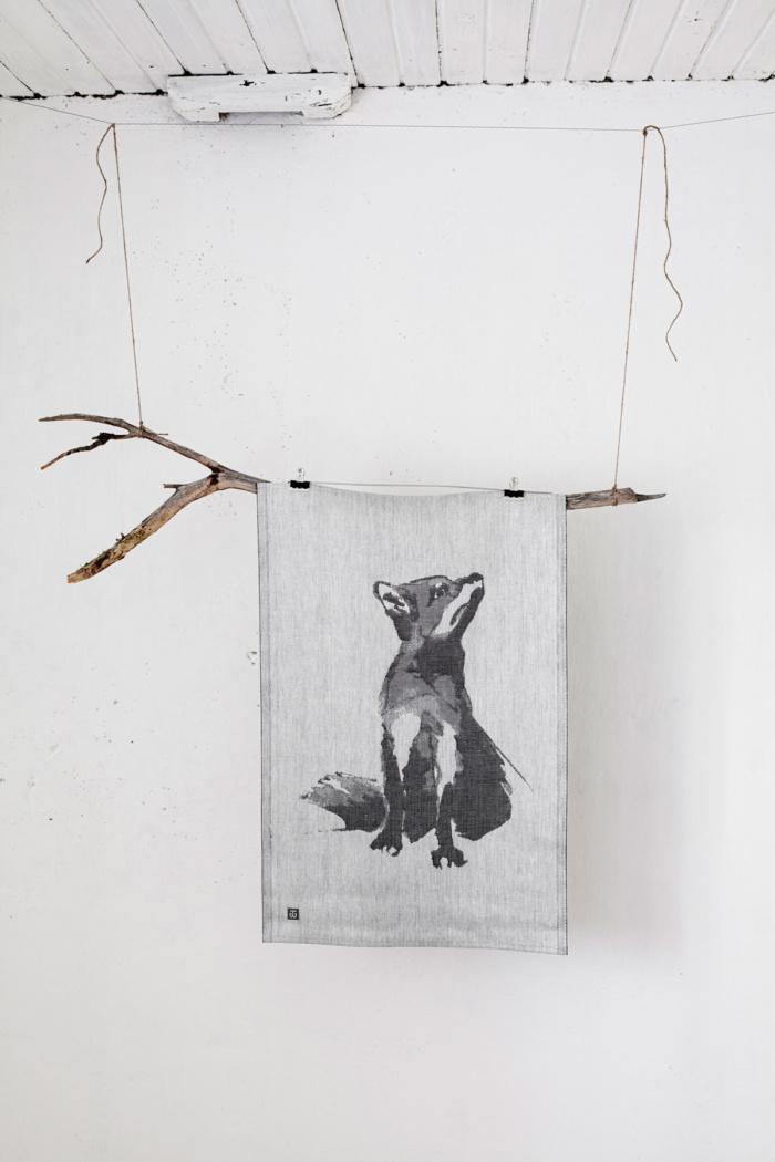 fox teatowel teemu jarvi x lapuan kankurit