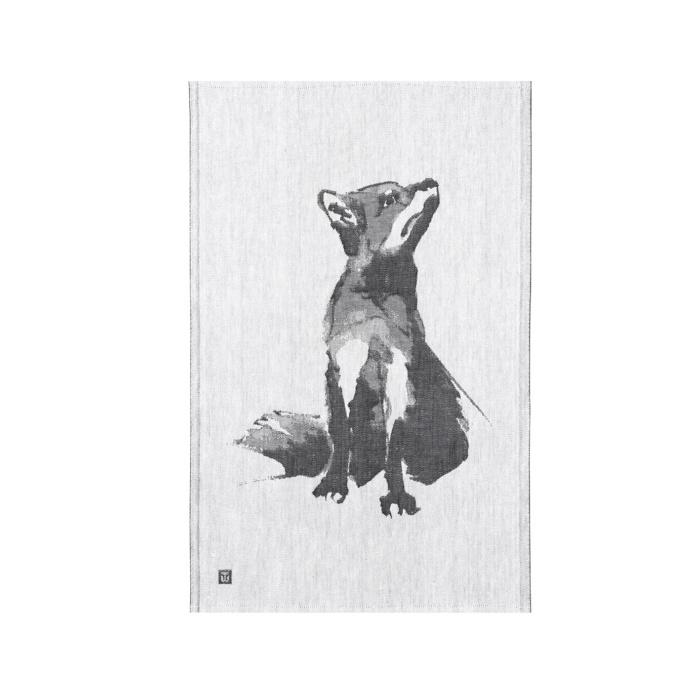 fox teatowel by teemu jarvi x lapuan kankurit