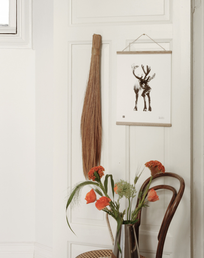 The Reindeer art print brings some of that Lapland magic to your home.