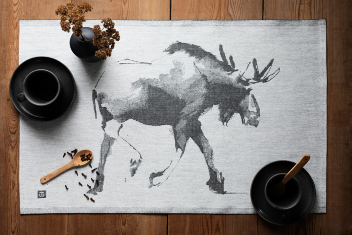 Elk woven kitchen Towel home textile