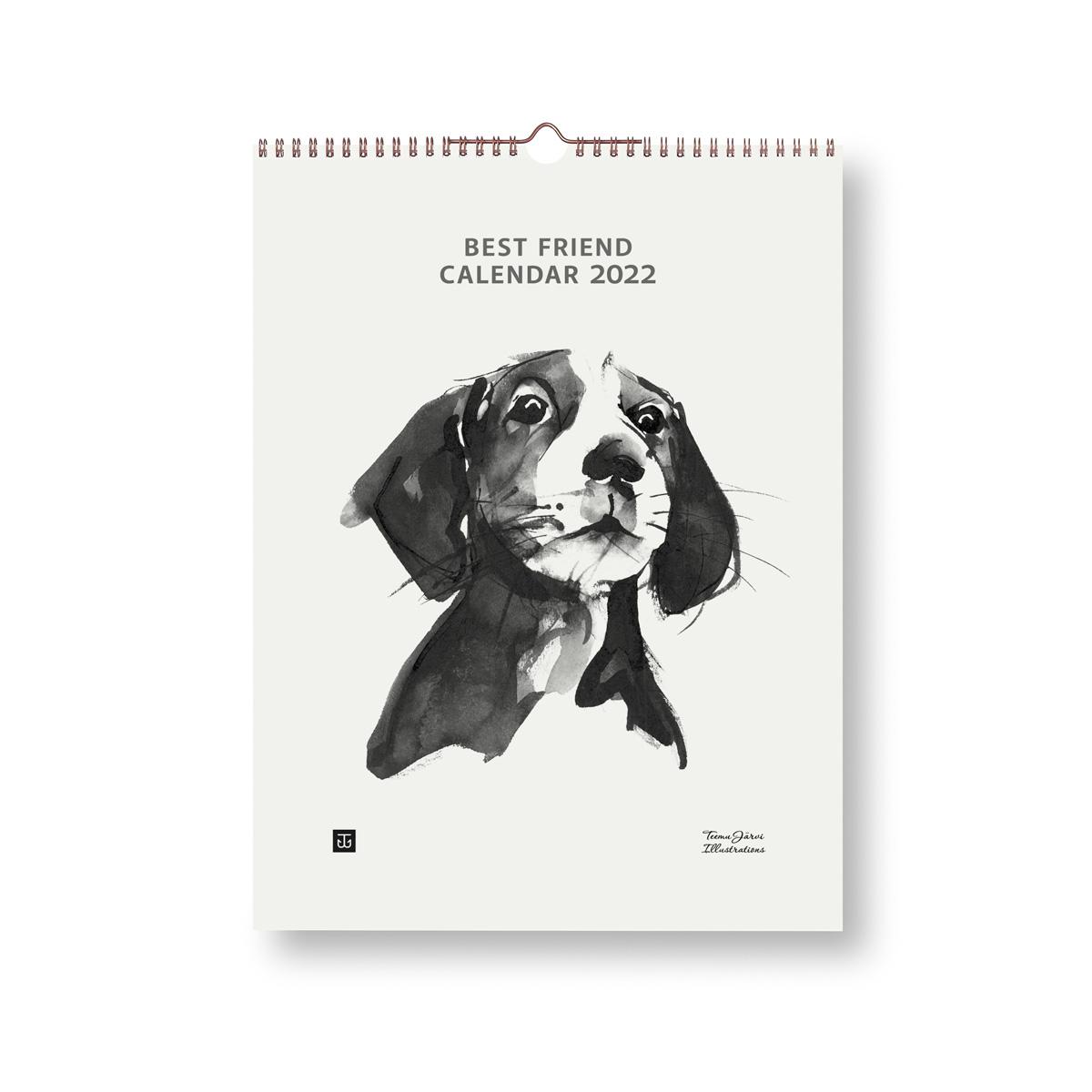 Best Friend -kalenteri